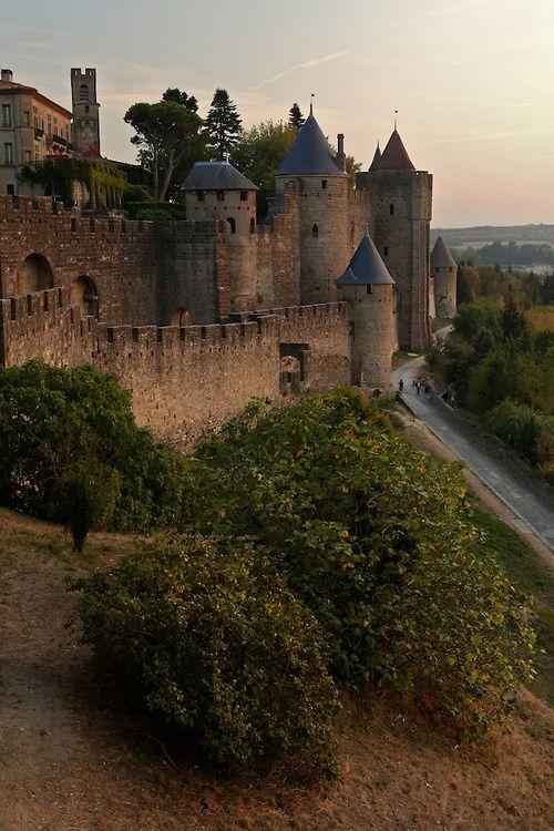 Carcassonne Aude Beautiful Castles Places To Travel France Travel