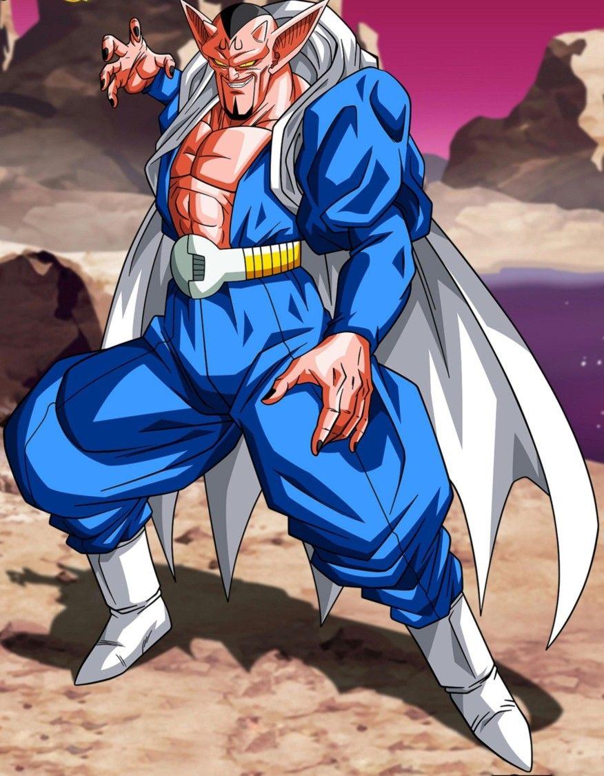 Dabura Dragon Ball Ilustracoes Anime