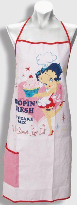 Betty Boop Kitchen