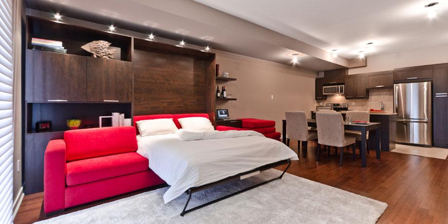 шкаф кровать с угловым диваном леруа кровати Pinterest