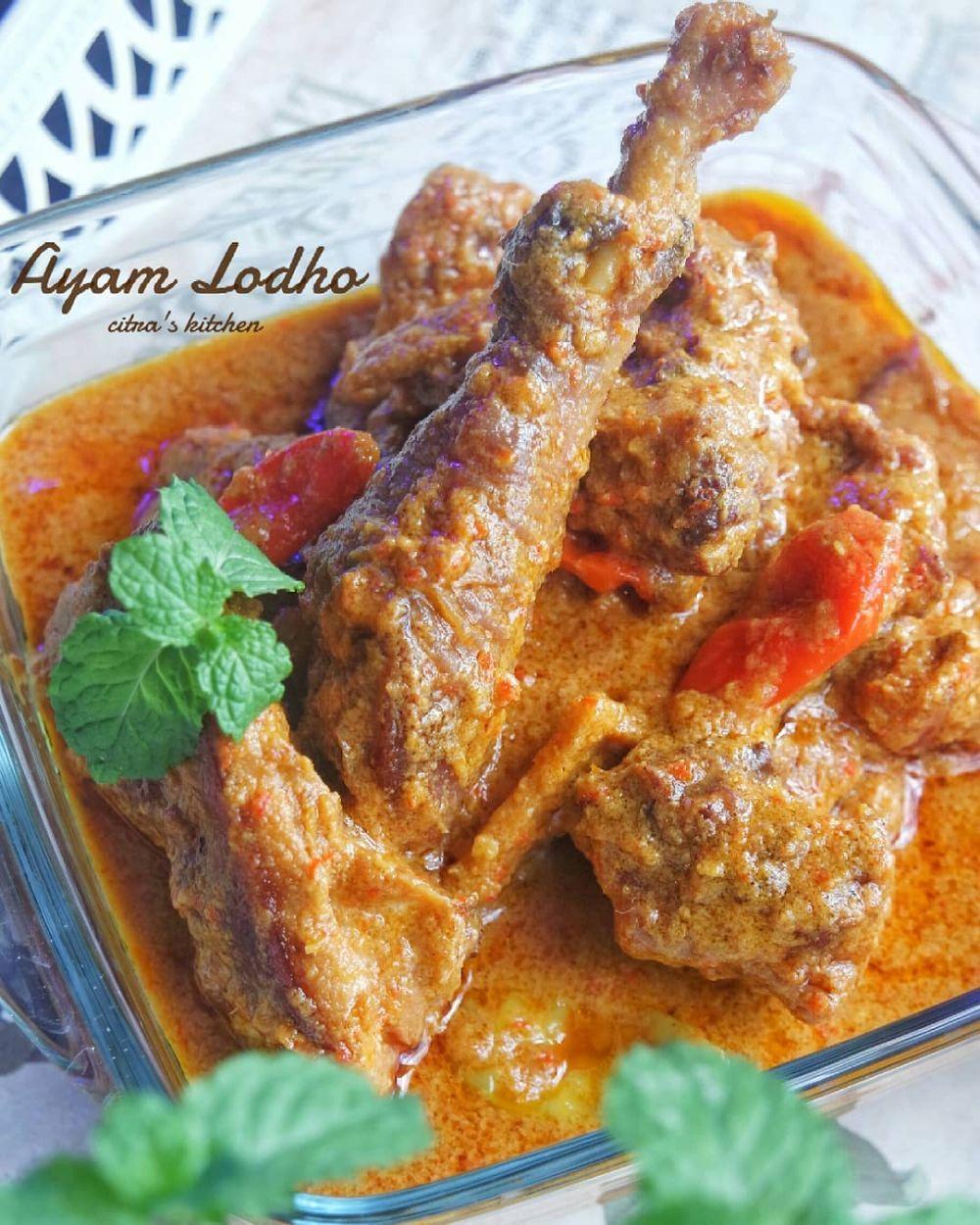 20 Resep Masakan Ayam Paling Enak Instagram Resep Ayam Resep Masakan Resep Sayap Ayam