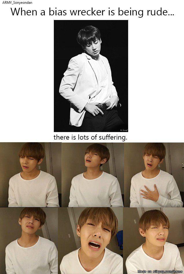 Suffering Everyday Since 2013 Allkpop Meme Center Bts Funny Bts Boys Bts Memes