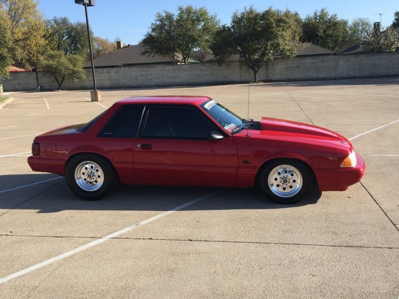 1993 mustang lx 5 0 sachse texas street hot rod muscle show racing cars and parts for. Black Bedroom Furniture Sets. Home Design Ideas