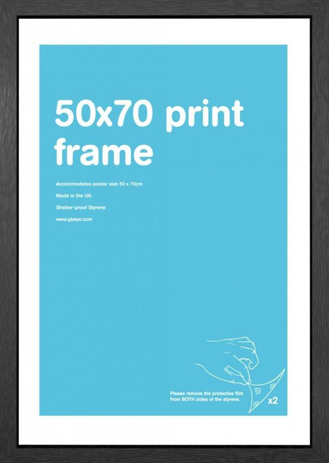 Black Art Print Poster Frame 50x70cm Poster Frame Posters Art Prints Frame