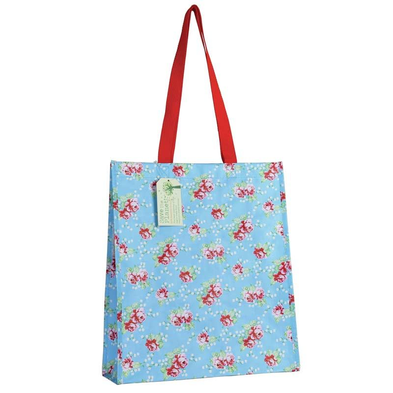 The pretty floral print on this dotcomgiftshop gift bag makes it a lovely bridesmaid gift