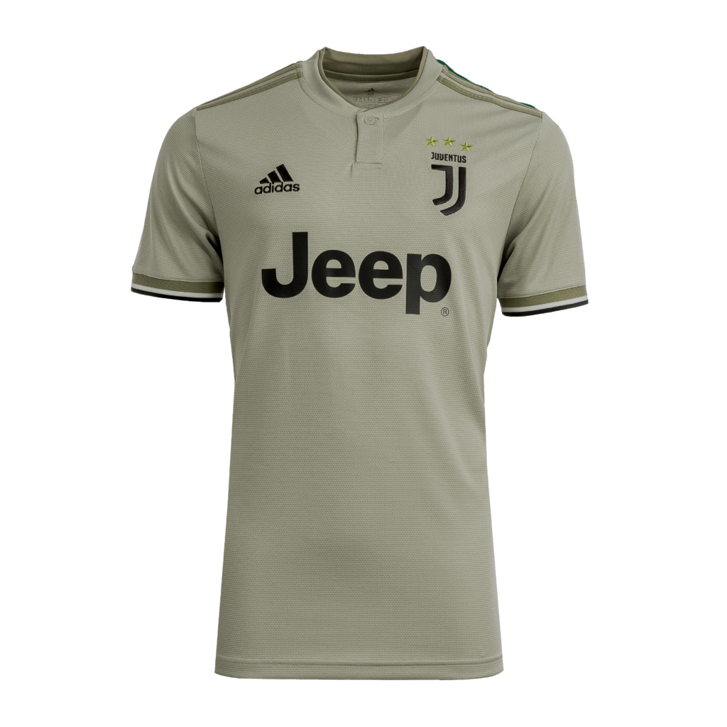 Juventus Adidas Away 2018 19 Futbol Soccer Club Kit Calcio Shirt Football Jersey Fussball Camisa Trikot Maillot Roupas De Ciclismo Uniformes Futebol Futebol