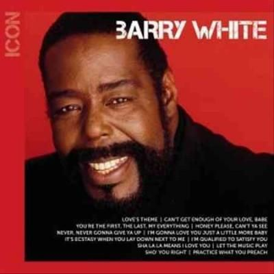 Icon Barry White Im Gonna Love You Gonna Love You Icon