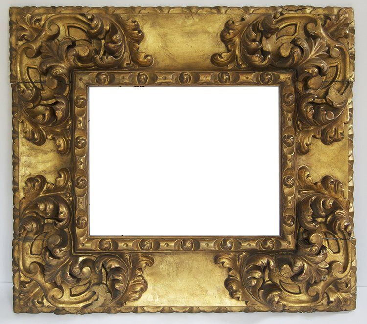 Spanish 17th C. hand carved and gilded frame. on in 2018 | My Frame ...