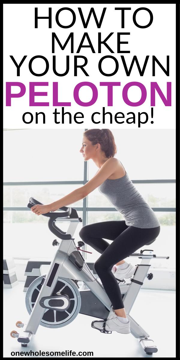 A Peloton Alternative Peloton Bike Bike At Home Workouts