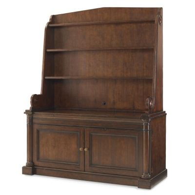 Century T2h 718 Bob Timberlake Wilhelm Bookcase Deck Available At Hickory Park Furniture