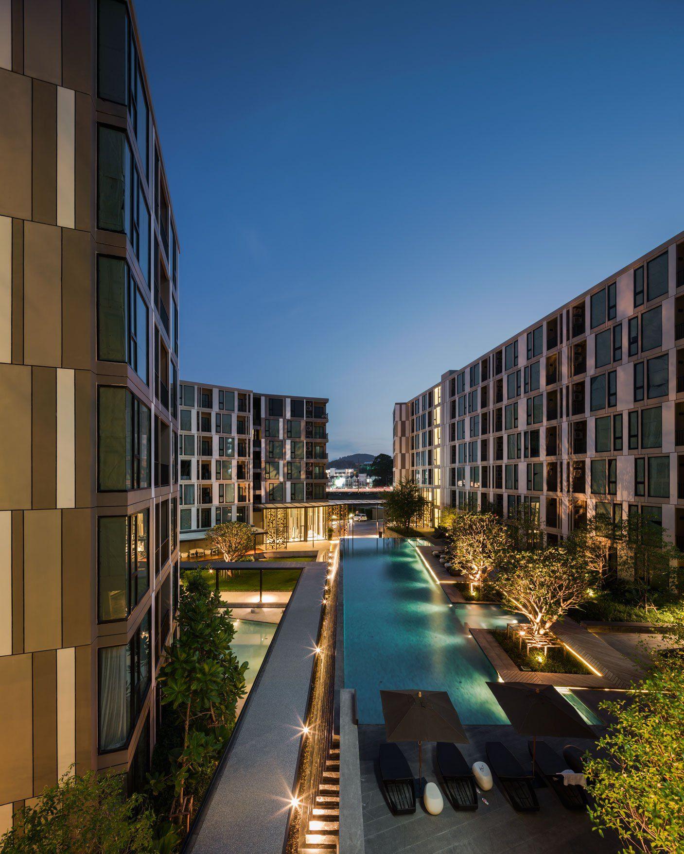 The Base Uptown Phuket Condominium By Open Box