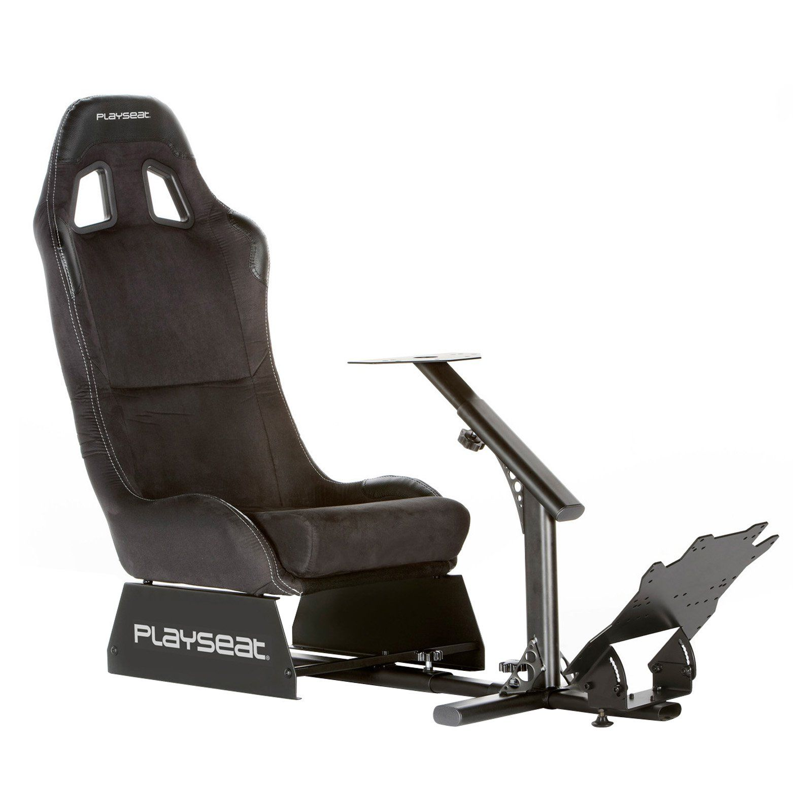 Playseat Evolution Gaming Chair Black Alcantara with Black Frame