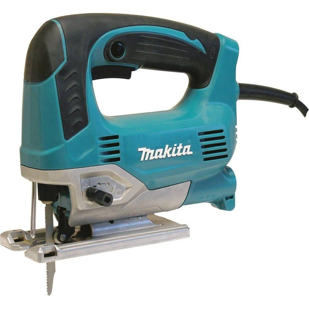 Makita 65 amp corded variable speed lightweight top handle jig saw makita 65 amp top handle jig saw jv0600k at the home depot 11900 keyboard keysfo Gallery
