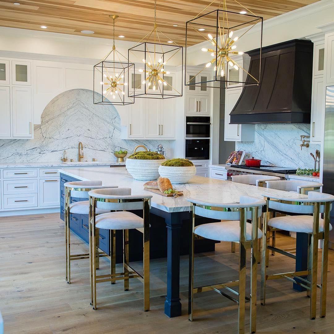 kitchen marble hudson valley lighting