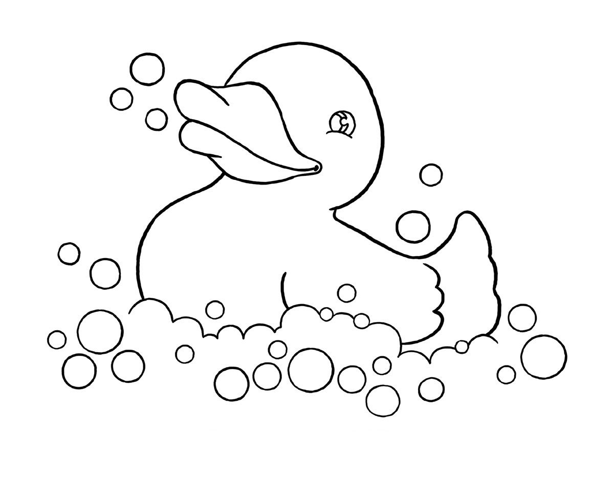 Baptism Coloring Pages For Kids