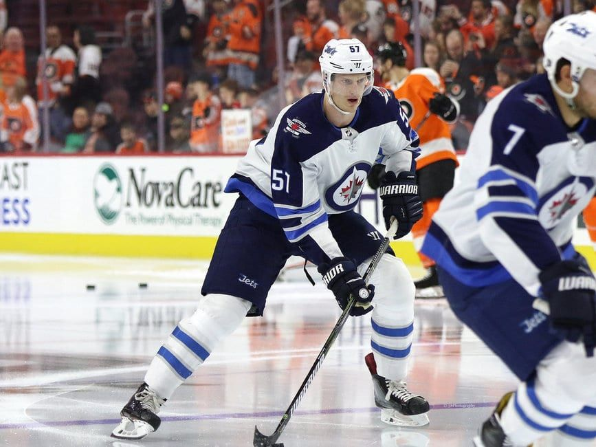 Jets' Tyler Myers Experiment Is Failing TylerMyers