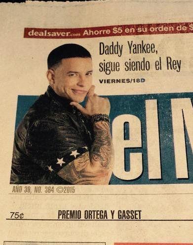 helgagarcia : Por si alguien tiene dudas @daddy_yankee @perfpartnerspr @MaynaNevarez #TeamYankee http://t.co/1Jmijed9RB | Twicsy - Twitter Picture Discovery