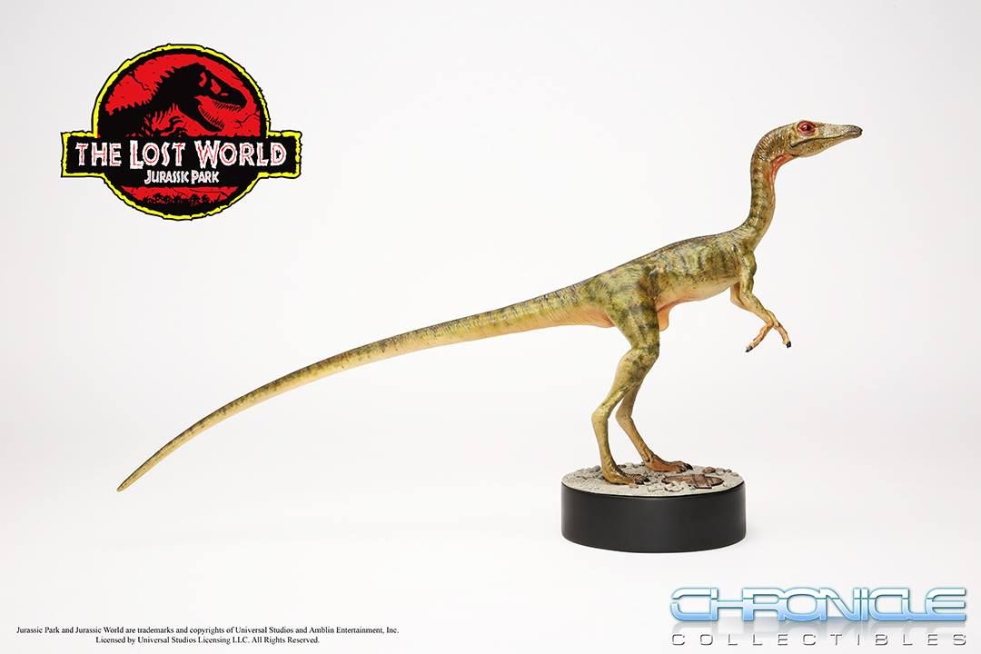 Compys lost world jurassic park