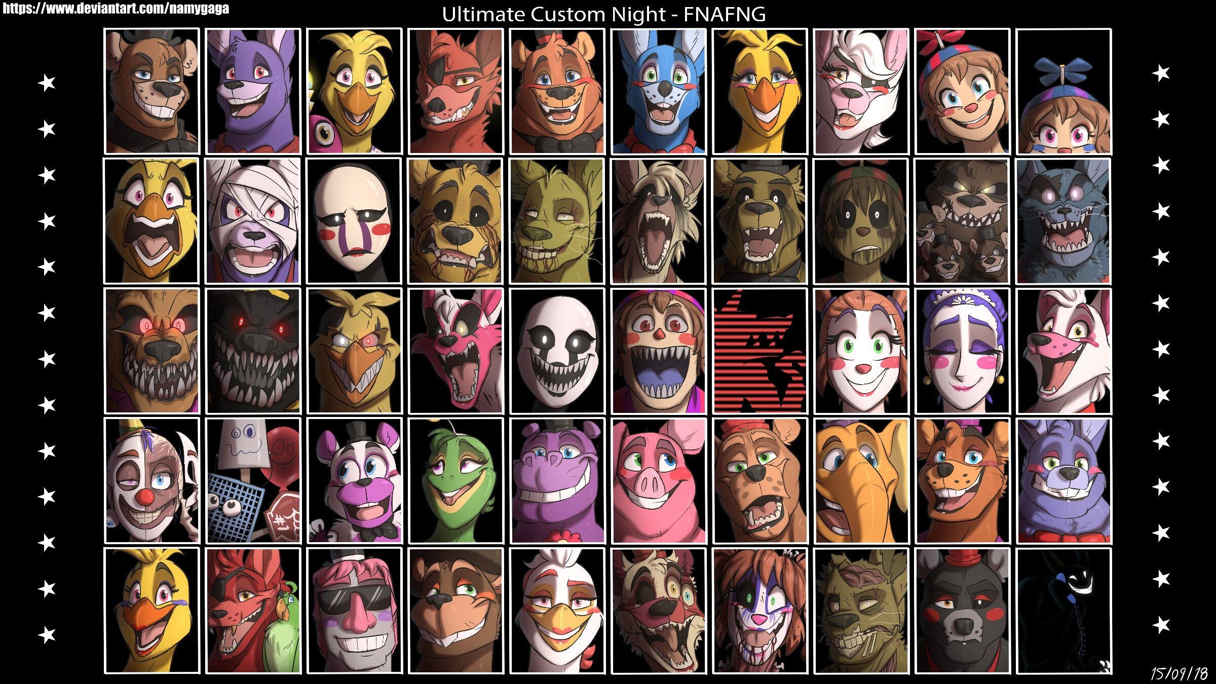 Pin De Memyself Andi En Fnaf Fnaf Dibujos Animatronicos Fnaf Imagenes De Fnaf Anime