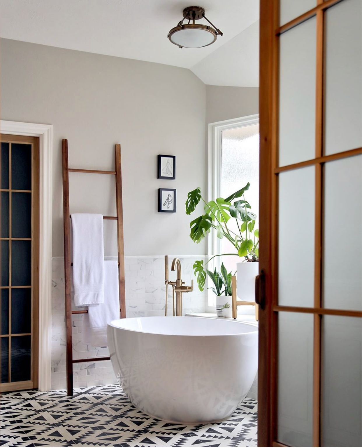 Pin on BATHROOMS... Get That Spa Feel