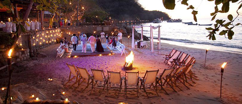 Puerto Vallarta Weddings Beach Destination In Mexico