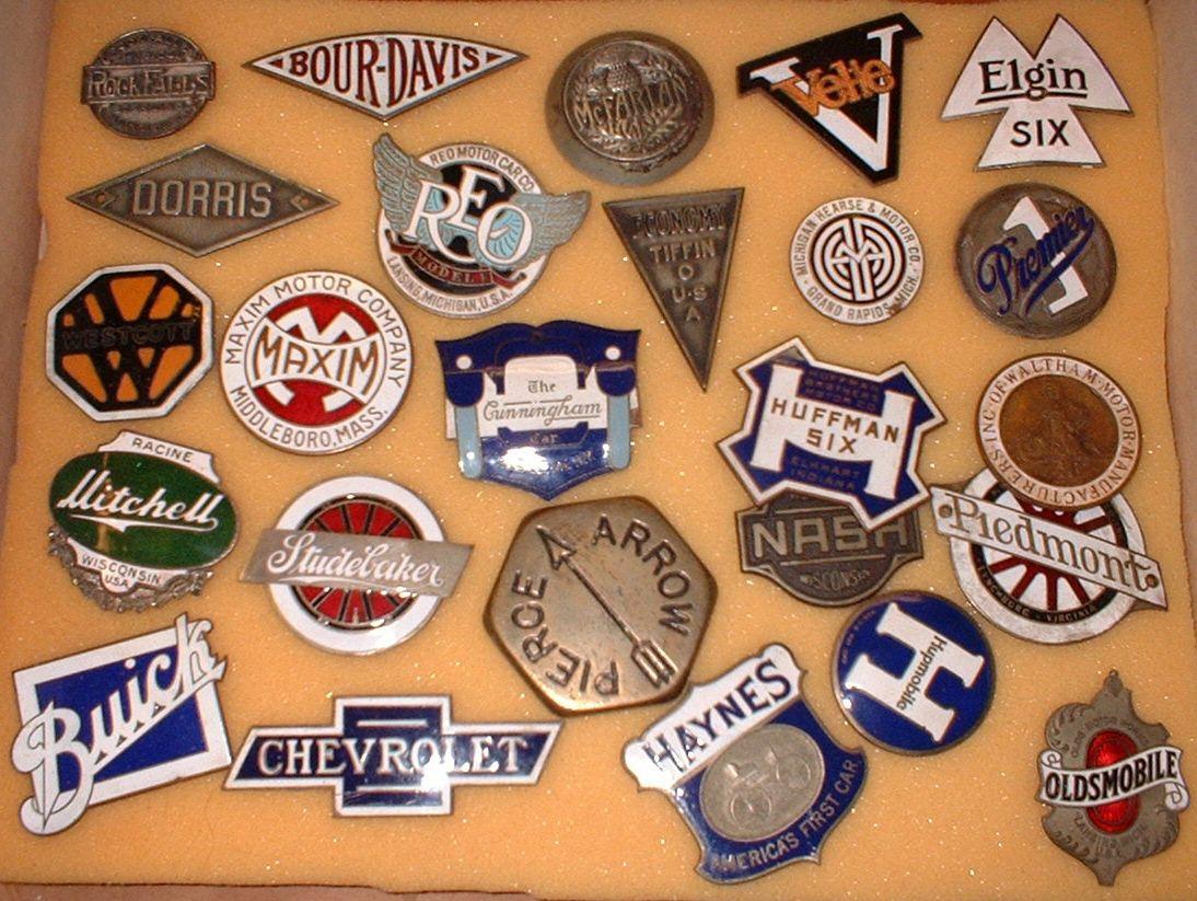 vintage+auto+emblems | Hemmings Motor News - NOVEMBER 1, 2003 - BY ...