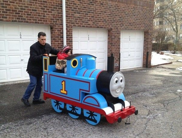 Epic Thomas The Train Halloween Costume This Website Is Pinterest Of Costumes