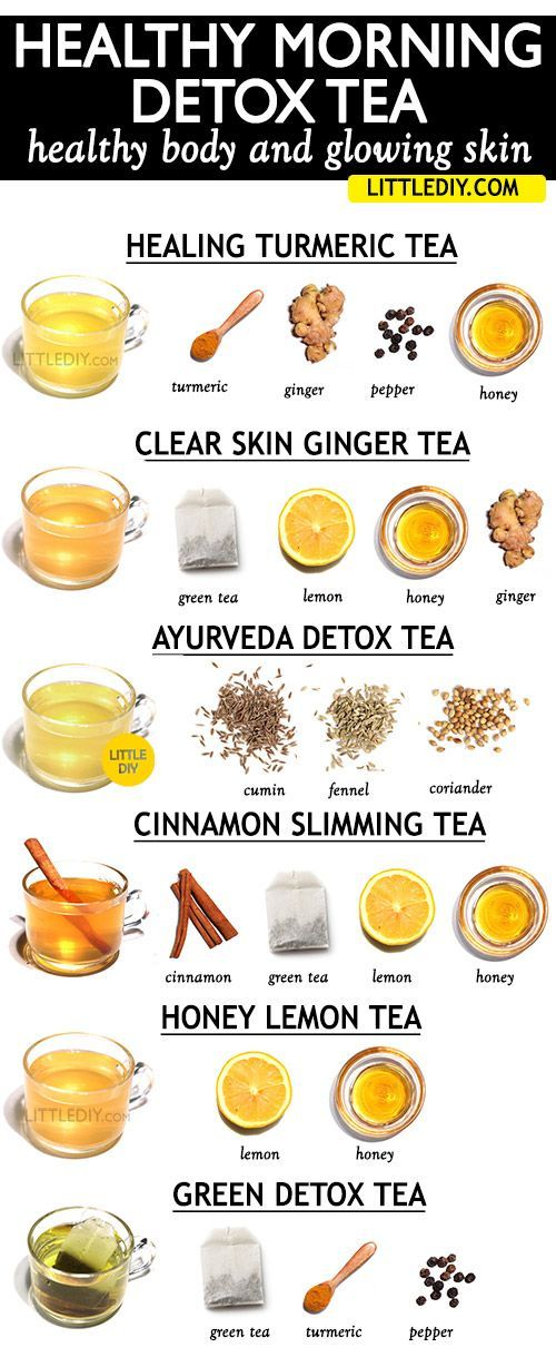 HEALTHY MORNING TEA  healthy body and glowing skin