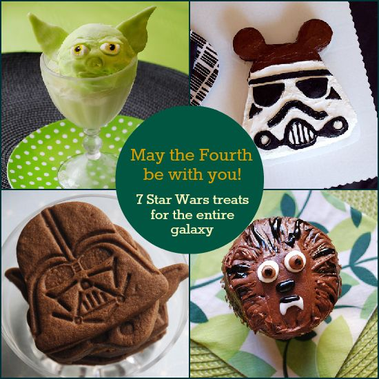 May The 4th Be With You Birthday: May The Fourth Be With You: 8 Star Wars Treats For The