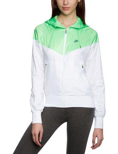 Nike Veste à capuche The Windrunner pour femme: Amazon.fr: Chaussures et  Sacs