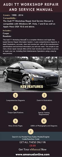 Audi Tt Workshop Repair And Service Manual It Uses Comprehensive