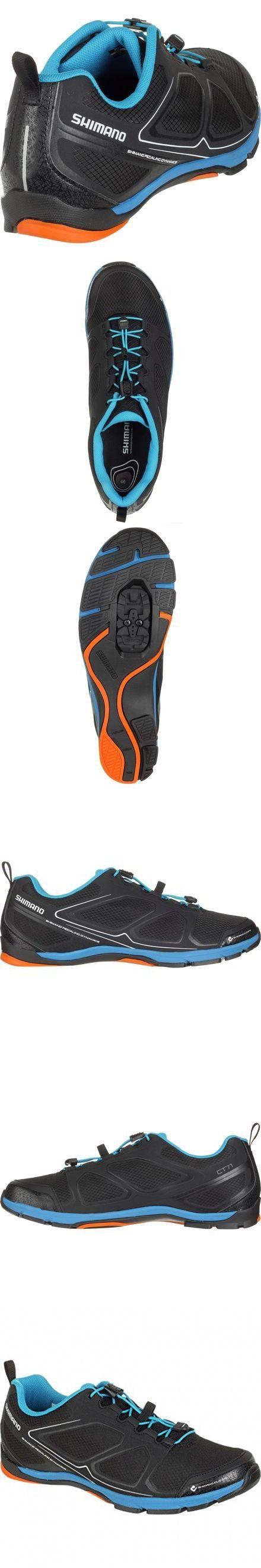 Shimano Sh Ct71 Cycling Shoe Men S Black 46 0 Cycling Shoes