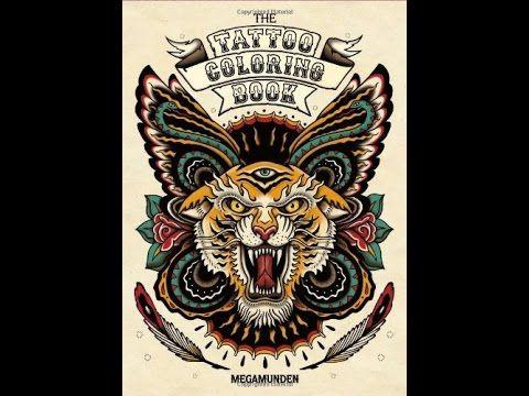 Pdf Download Tattoo Coloring Book Free Tattoo Ideas Tatuaje Libro Tatuajes De Colores Tatuajes Tradicionales