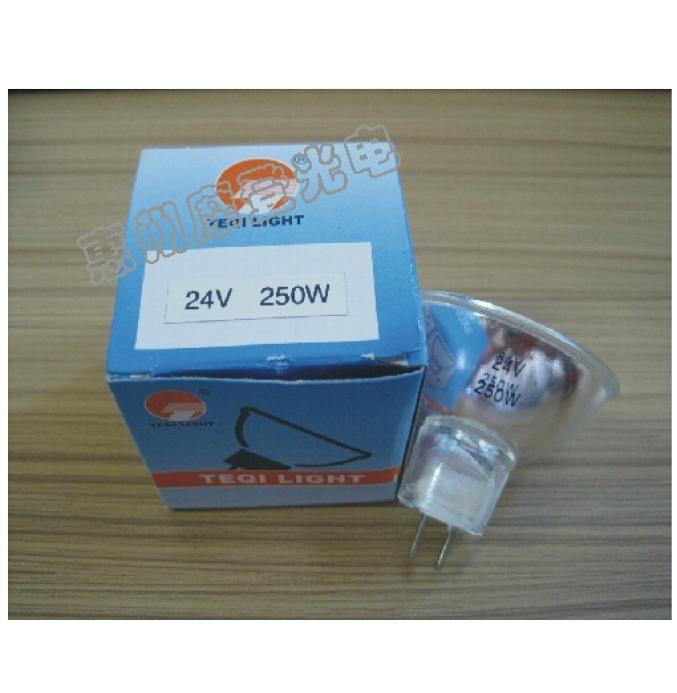Compatible With Osram Hlx 64653 24v250w Elc Halogen Lamp Endoscope Microscope Fiber Optic Light Source Gx5 3 Projector Halogen Lamp Projector Bulbs Fiber Optic
