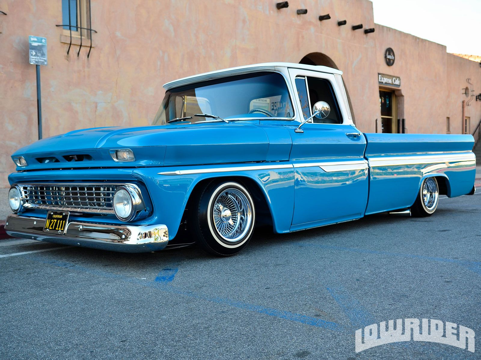Post your 60 66 chevy gmc customized lowrider trucks page 3 the