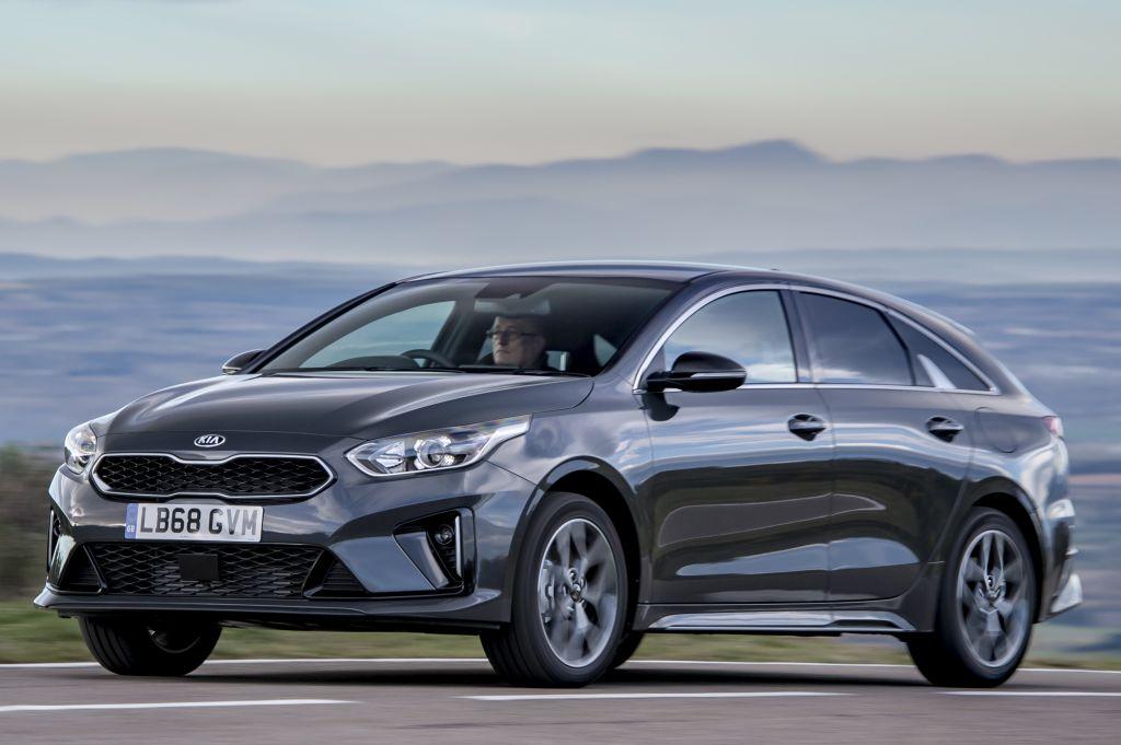 Kia Proceed Gt Line 2019 Coole Autos Autos C C