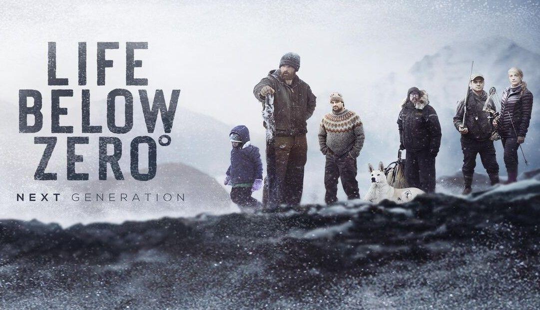 Life Below Zero Next Generation 2020 Life Below Zero Streaming Tv Shows Tv Show Genres