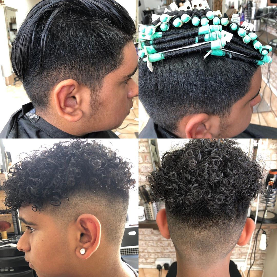 Perm Manperm Moorehairstylist Lovewhatido Hairstyles Perm Hair Men Hair Styles Permed Hairstyles