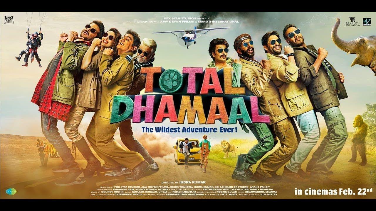 Download Total Dhamaal Movie Full In Hd Full Movies Download Hd Movies Download Download Movies