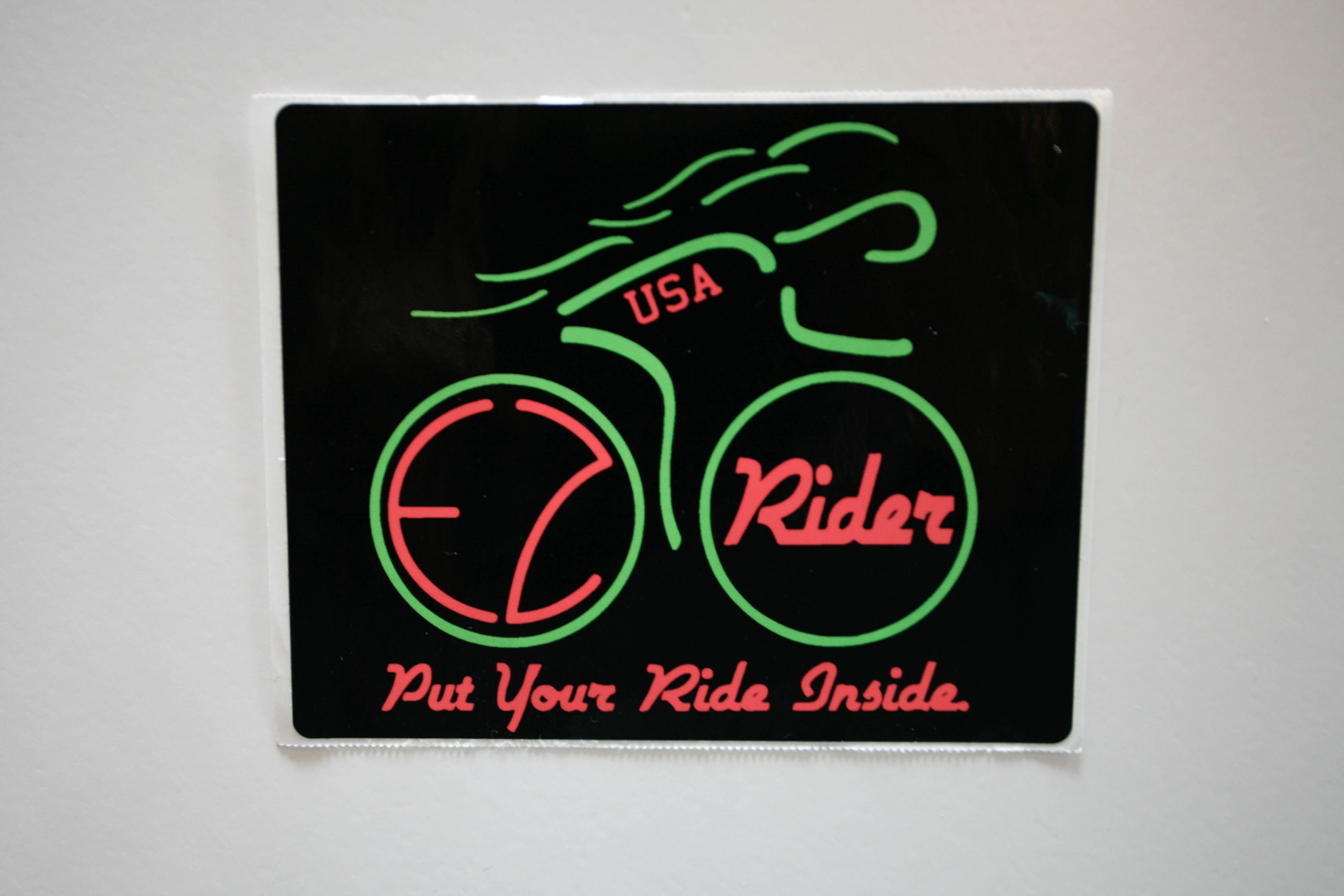 Vinyl Roll Sticker With 3 Ink Colors Black 1 Lt Green 13 And Ruby Red