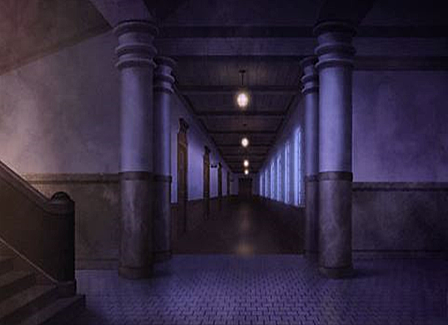 Hall background anime background anime scenery visual for Wallpaper for home hall