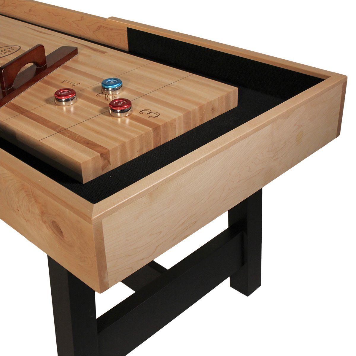 9 Foot Contempo Shuffleboard Table Shuffleboard table