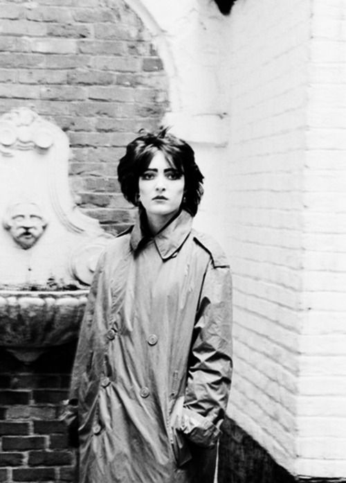 Siouxie Sioux and the Banshees