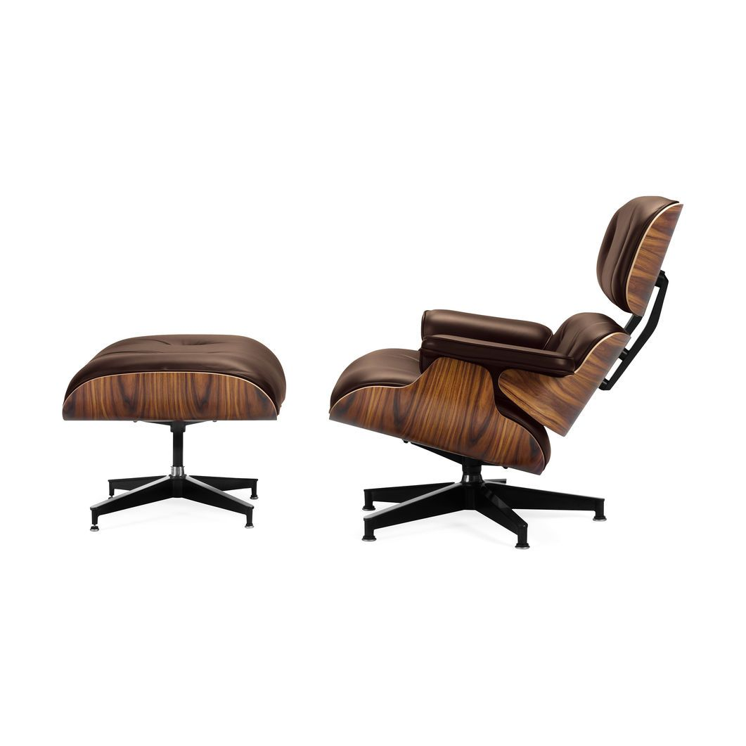Awe Inspiring Eames Lounge Chair With Ottoman Fall 2018 Pinterest Bralicious Painted Fabric Chair Ideas Braliciousco