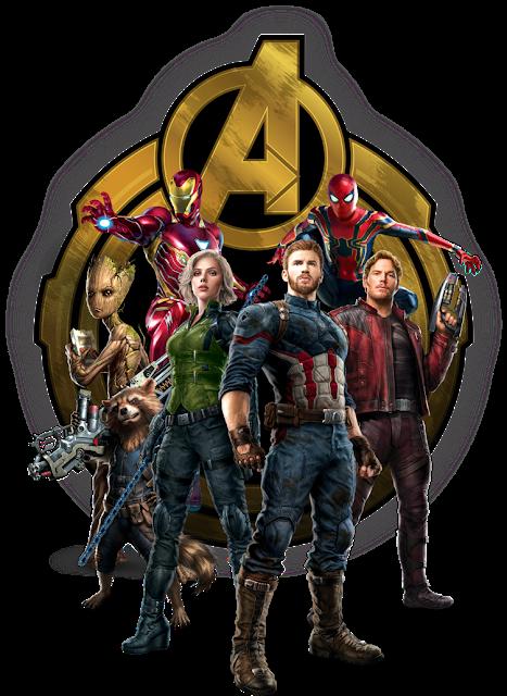 Infinity War Team Png By Captain Kingsman16 On Deviantart Marvel Avengers Assemble Avengers Avengers Infinity War