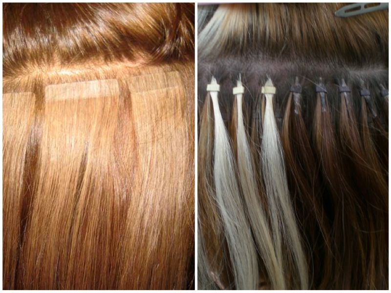 Fusion Hair Styles: Hair Extensions...differences...information And Facts. Www