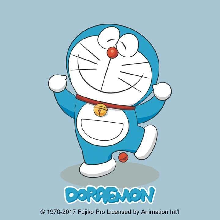 Pin oleh Kevin Lin di Doraemon | Kartun, Animasi, Gambar