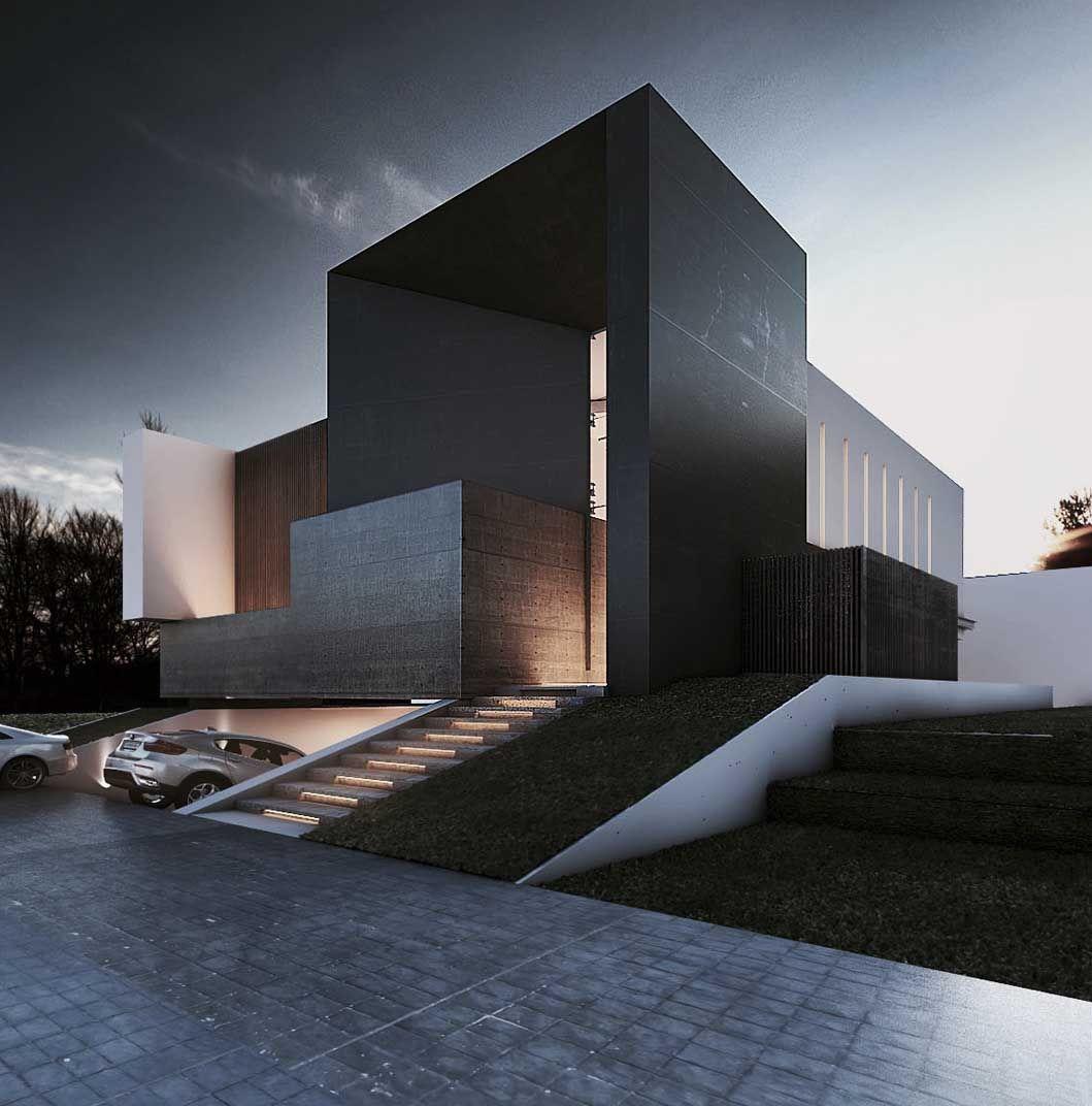 Creato arquitectos m xico archt dco houses for Arquitectura moderna minimalista