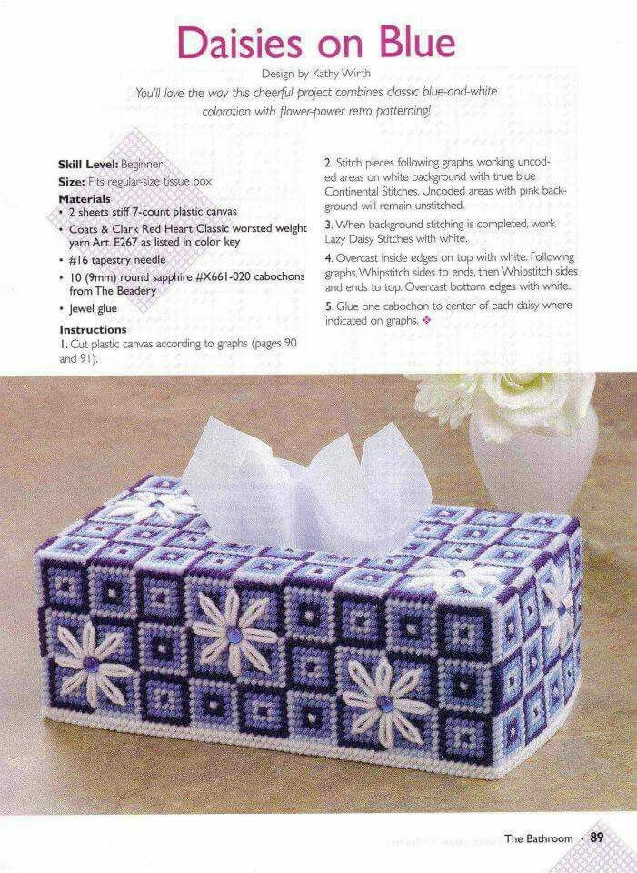Pin By Mary Carol On Pc Tissues Boxes Totes Plastic Canvas Patterns Plastic Canvas Tissue Boxes Plastic Canvas Crafts