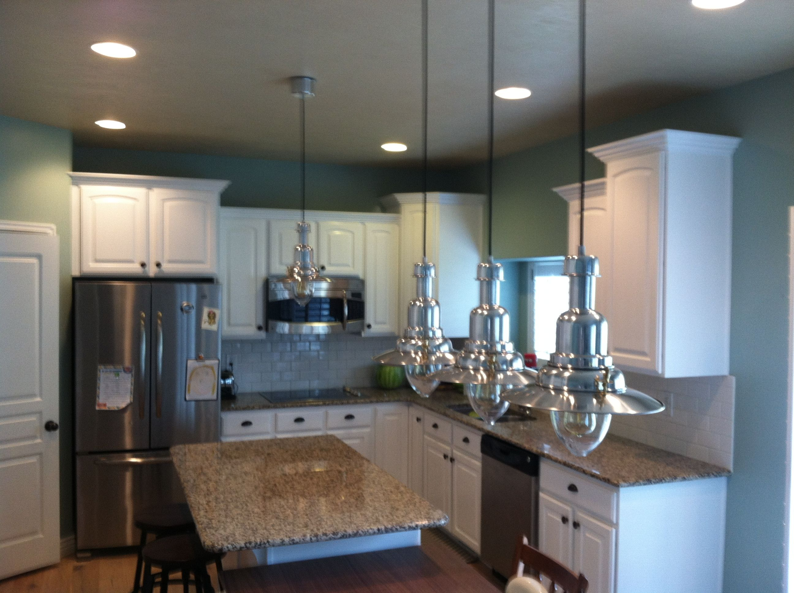 Best Refinished Kitchen Cabinets By Chameleon Painting Slc Ut 400 x 300